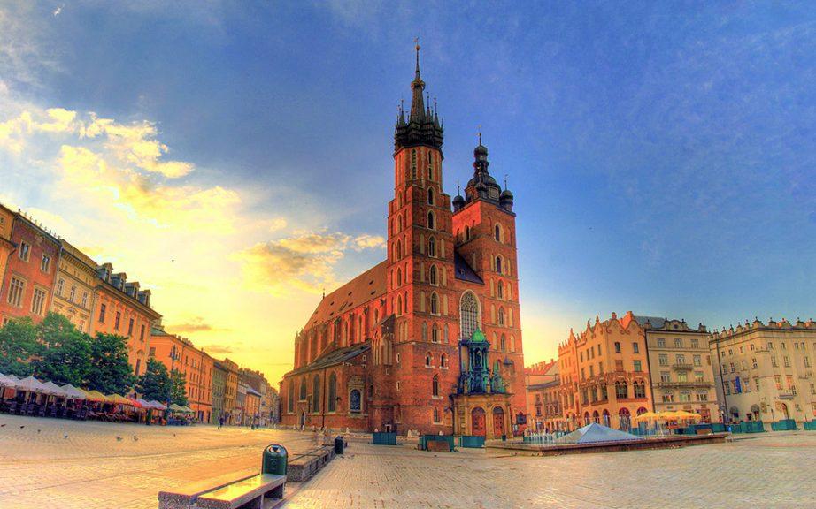 Krakov – grad legendi i mitova