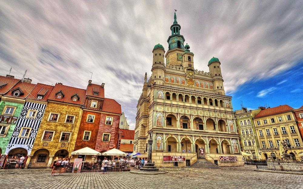 LOT - Povoljne avio karte za Poljsku Poznan