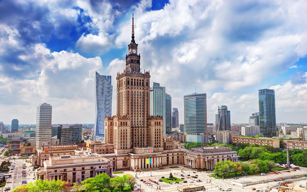 LOT - Povoljne avio karte za Poljsku Varsava jun 2018