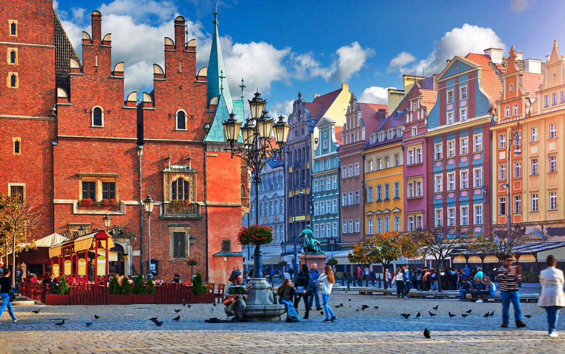 LOT - Povoljne avio karte za Poljsku Vroclav 2020