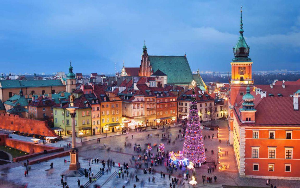 LOT - Povoljne avio karte za Poljsku decembar 2019