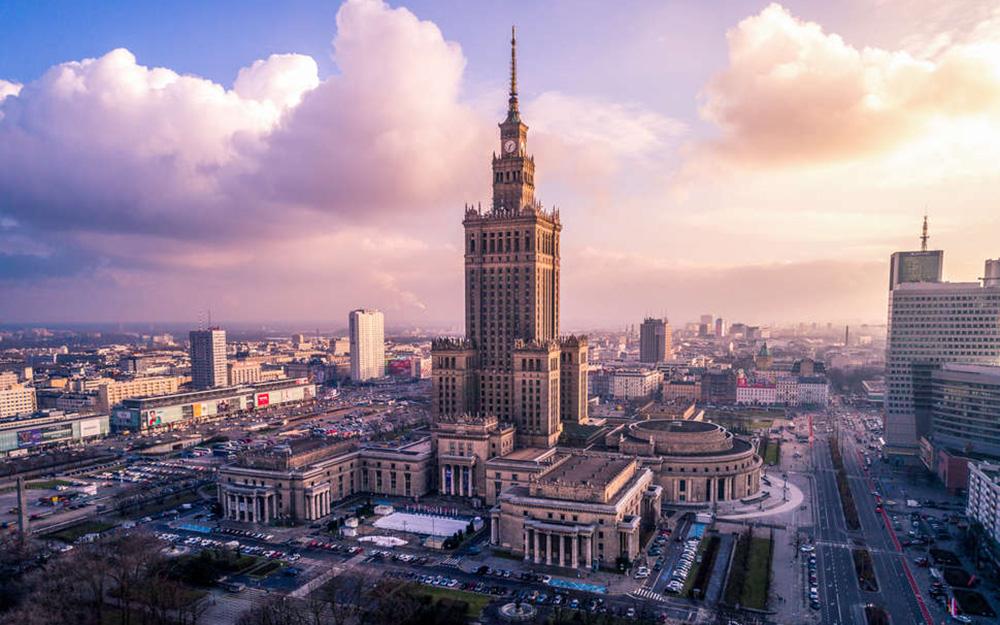 LOT - Povoljne avio karte za Poljsku novembar 2019 Varsava
