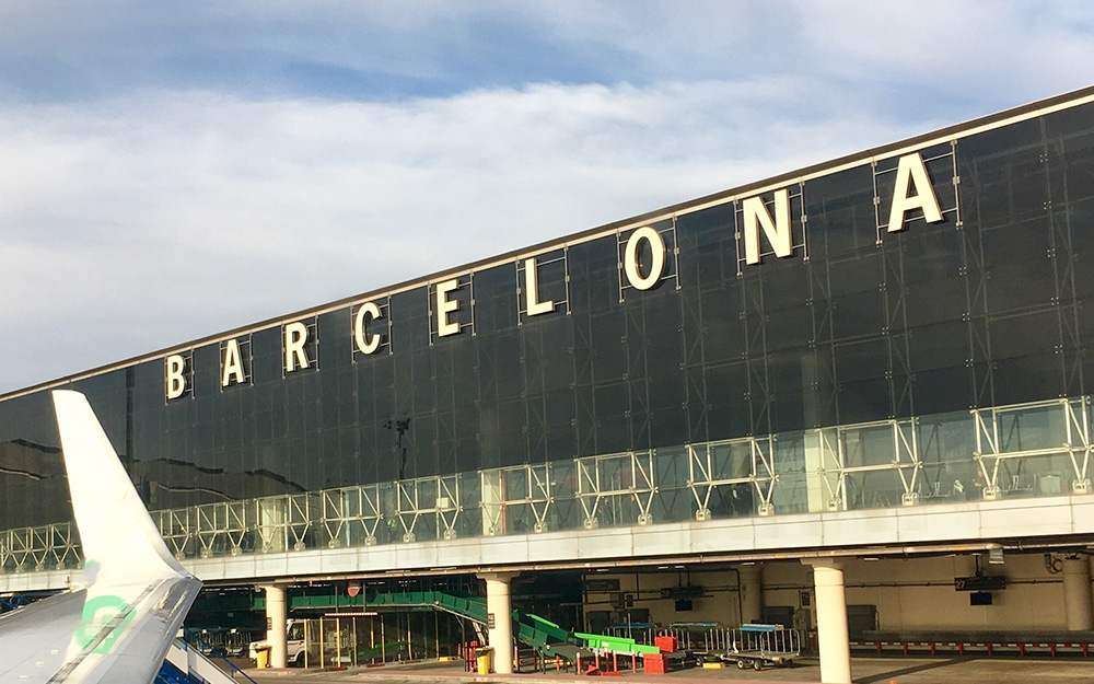 Letovi iz Barselone aerodrom El Prat