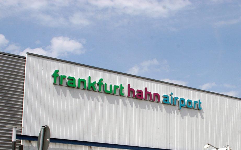 Letovi iz Frankfurt Hahn