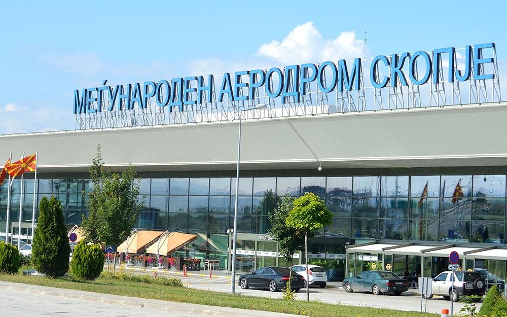 Letovi iz Skoplja Megunaroden aerodrom skopje Skoplje Aleksandar Veliki