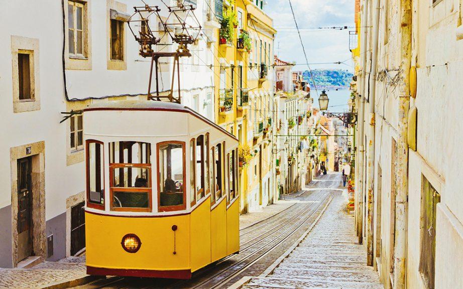 Lisabon dopadljiv na prvi pogled