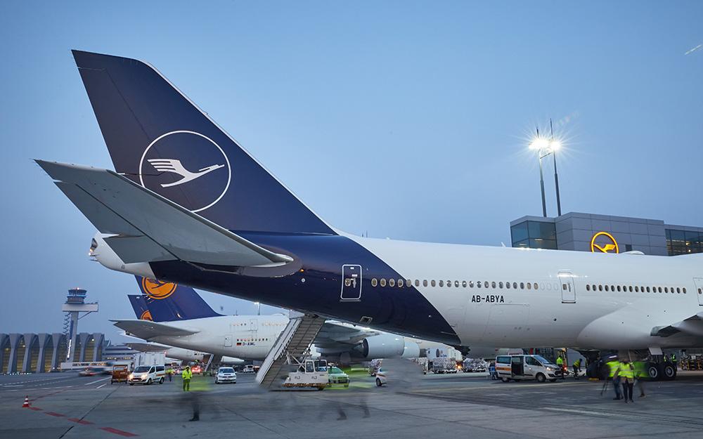 Lufthansa - Povoljne avio karte za Evropu aerodrom avion
