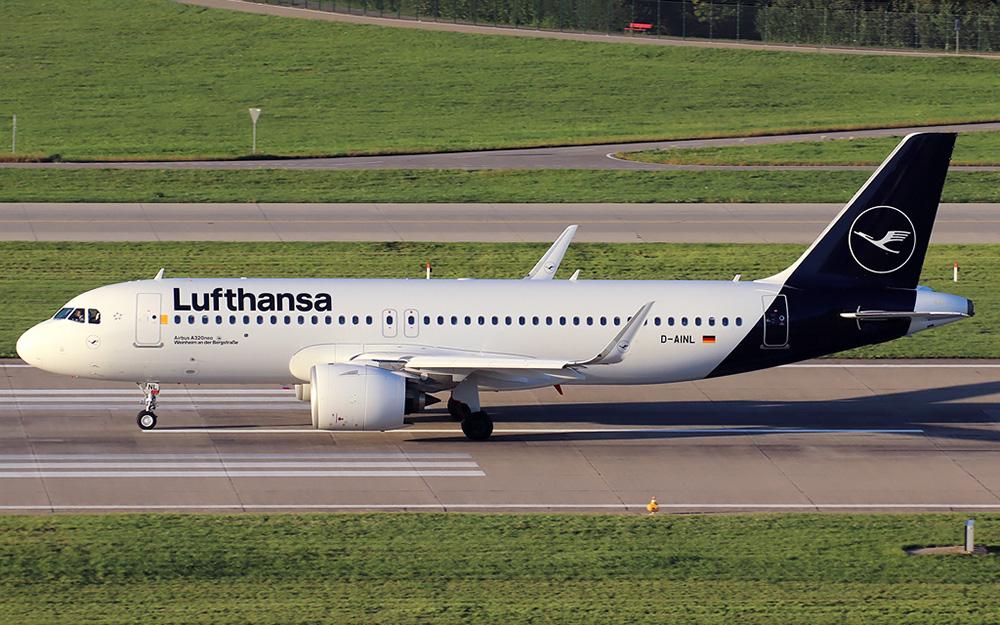 Lufthansa - Povoljne avio karte za Evropu novembar 2018