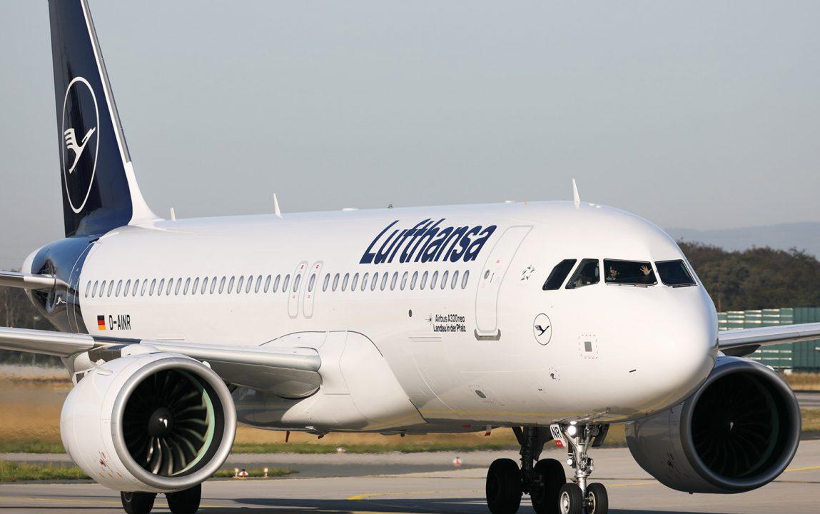 Lufthansa otkazuje 1300 letova