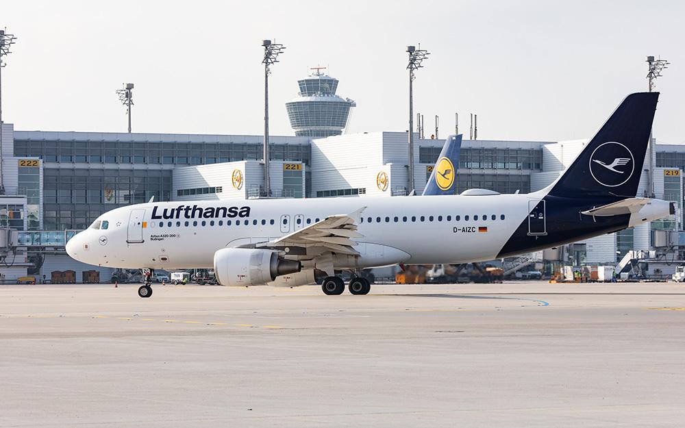 Lufthansa pokrenula letove iz Tivta za Minhen i Frankfurt