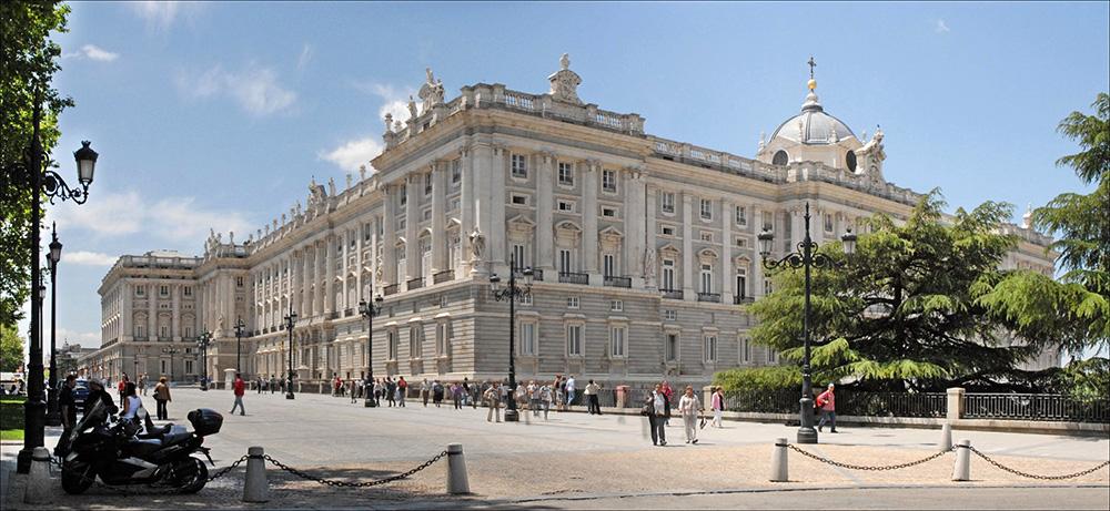Madrid – sunčani mali London