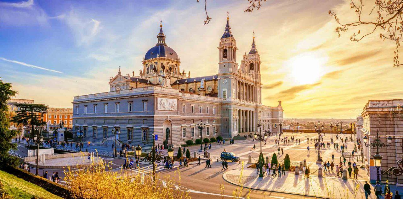 Madrid – sunčani mali London putovanja