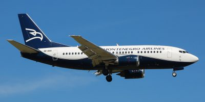 Montenegro Airline