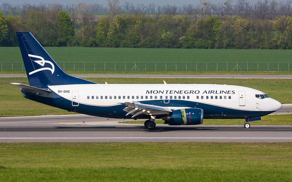 Montenegro Airlines - Povoljne avio karte za Beograd