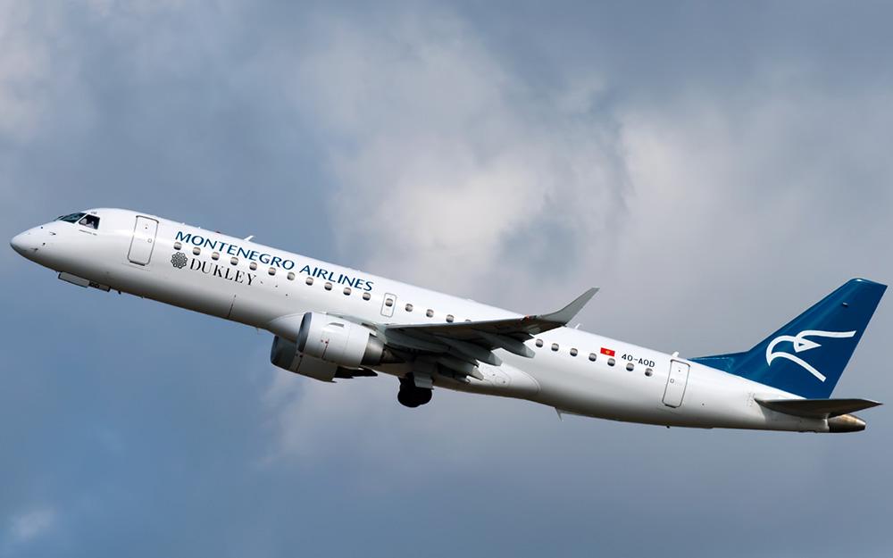 Montenegro Airlines - Velika prolećna promotivna akcija