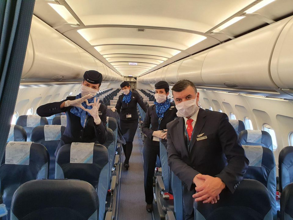 Montenegro Airlines i Air Serbia šalju avione po državljane zarobljene u svetu