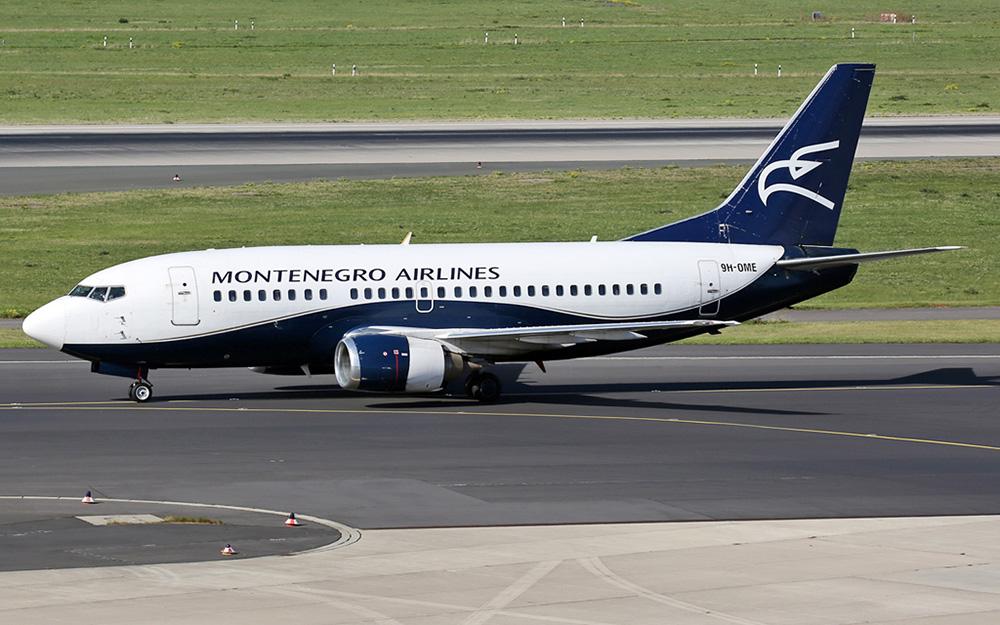 Montenegro Airlines najavio četiri nove linije!