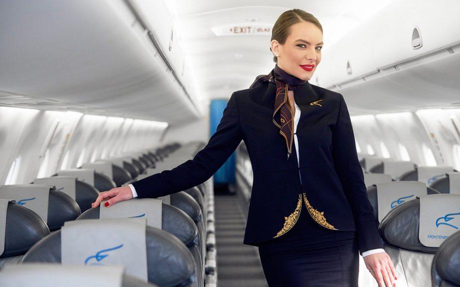 Montenegro Airlines predstavio nove uniforme kabinskog osoblja