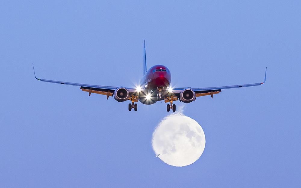 Norwegian Air Shuttle low cost avio kompanija
