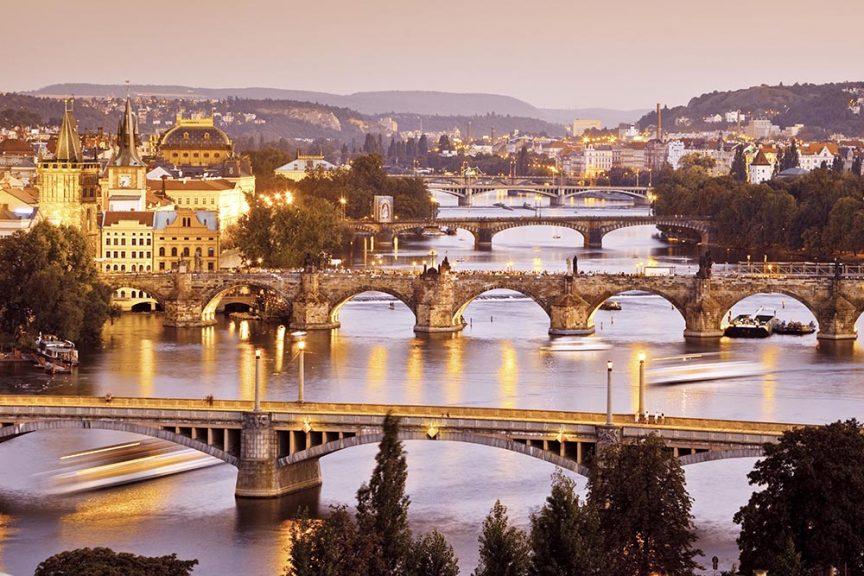 Prag – grad stotinu tornjeva