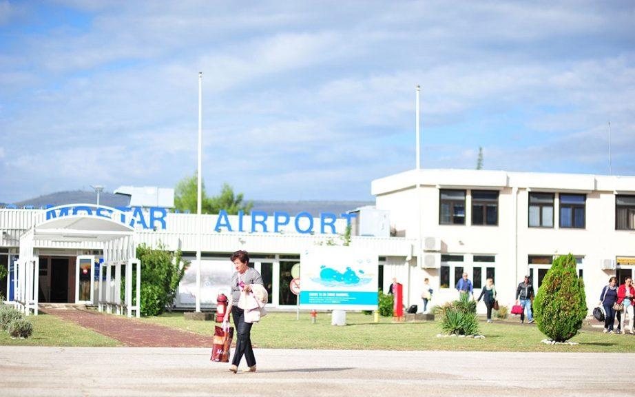 Prevoz od do Aerodrom Zračna Luka Mostar transfer