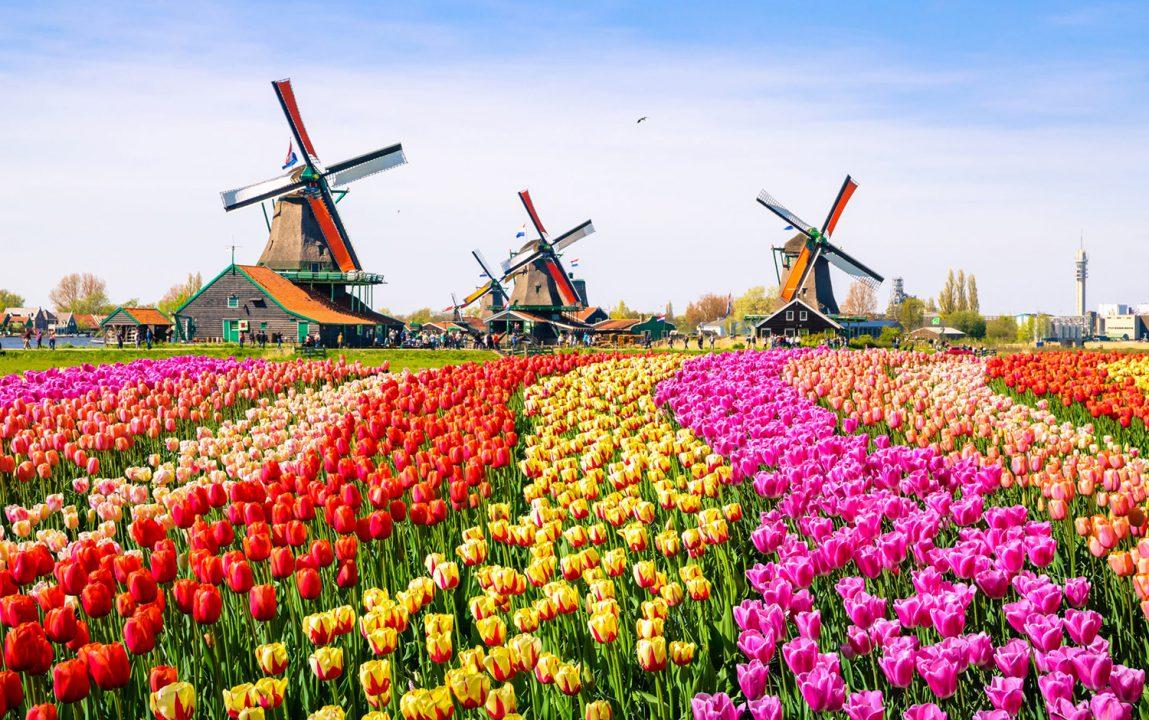 Provedite Uskrs u Amsterdamu avio karte