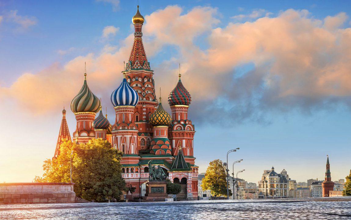 Provedite Uskrs u Moskvi