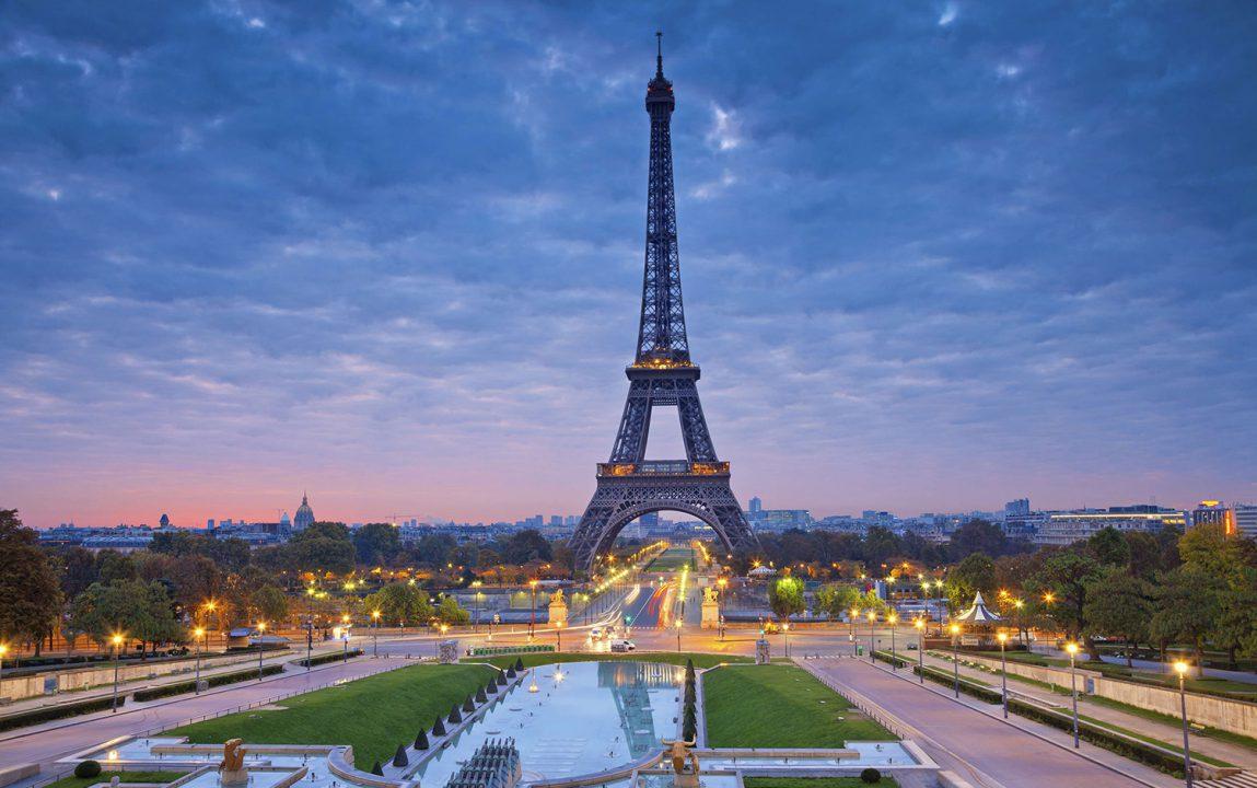 Provedite Uskrs u Parizu Eiffel Tower