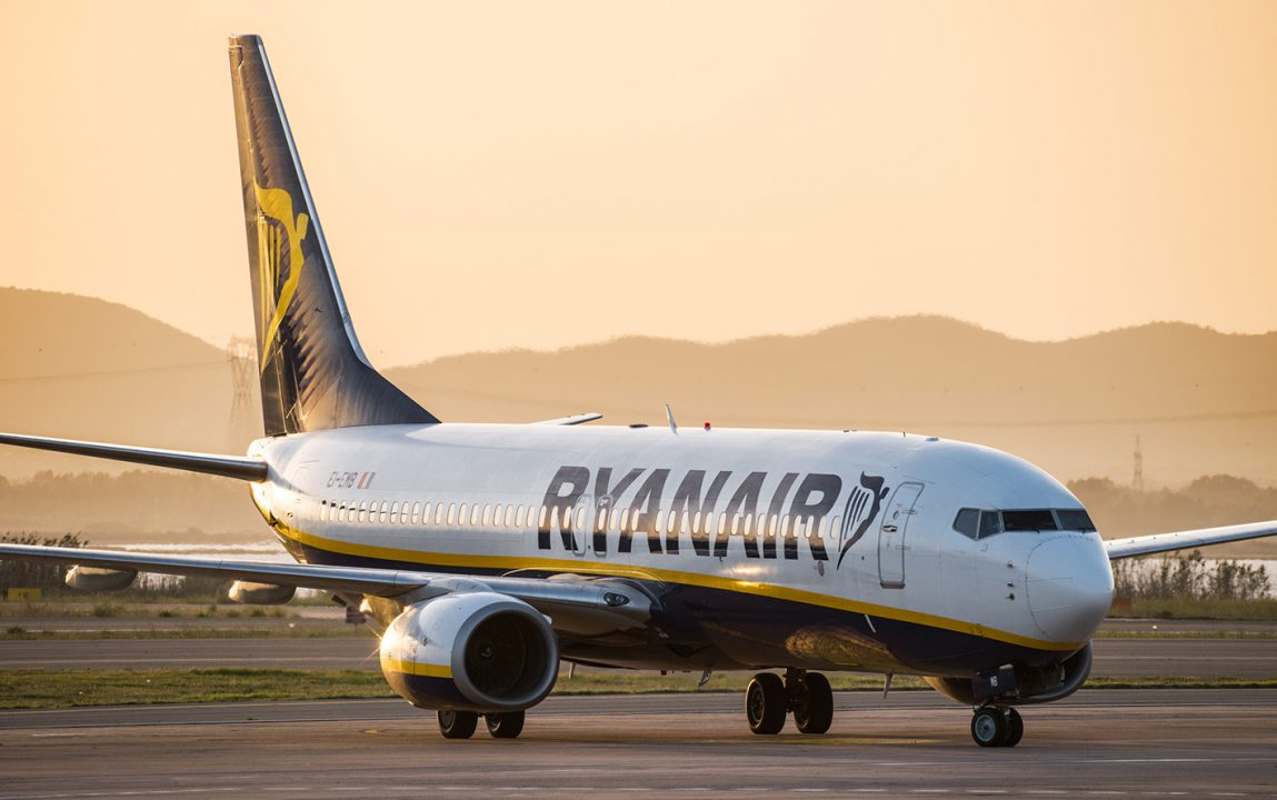 Ryanair - Popust do 25 EUR za avio karte