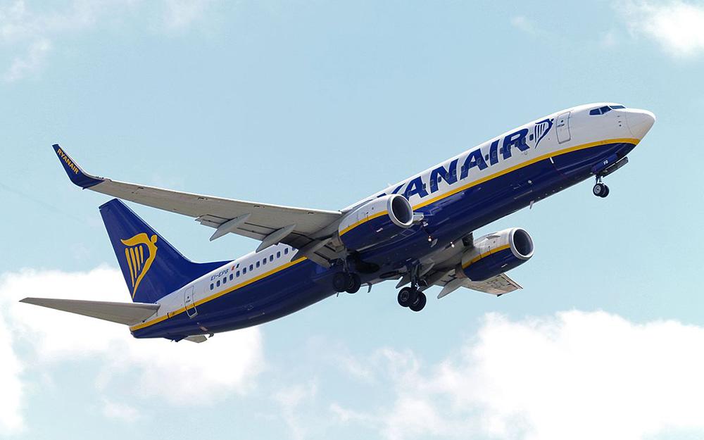 Ryanair - Uskoro povećanje broja letova i linija iz Srbije
