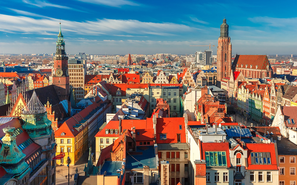 Ryanair najavio nove letove iz Podgorice! Wroclaw