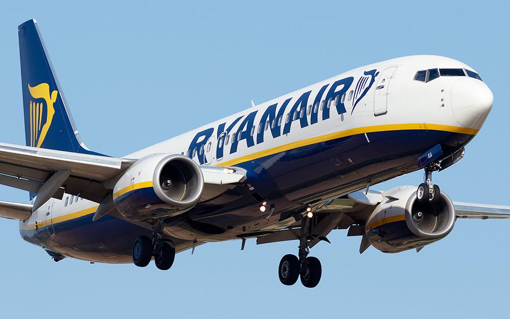 Ryanair obustavio sve linije iz Srbije i BIH do oktobra