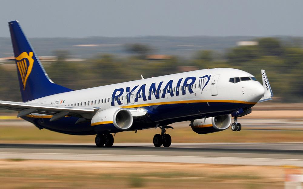 Ryanair pokreće liniju Podgorica Barselona