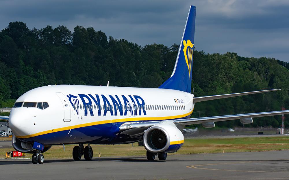 Ryanair pokrenuo letove iz Banja Luke 2018