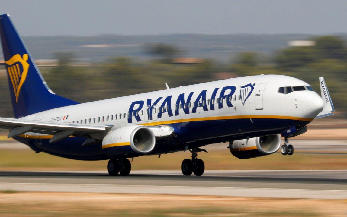Ryanair povećava broj letova iz regiona tokom naredne godine