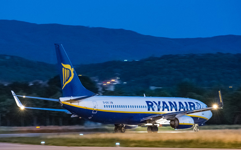 Ryanair uvodi direktne letove iz Dubrovnika i Splita