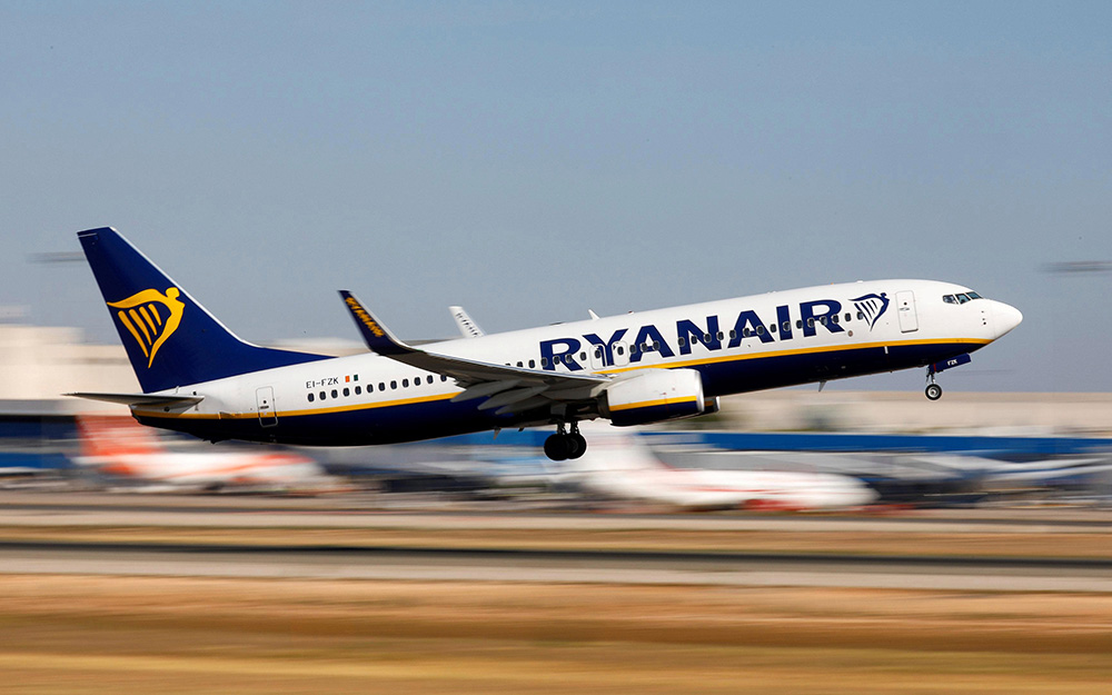 Ryanair uvodi liniju Banja Luka Beč