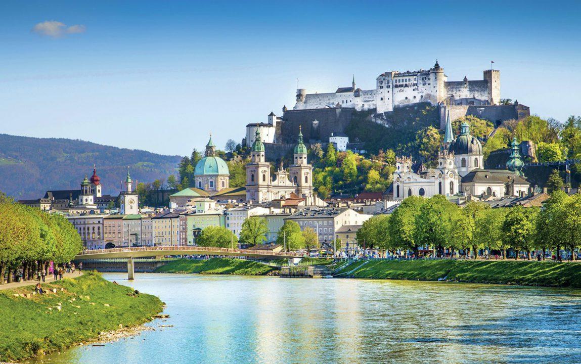 Salzburg – grad šaljivih fontana, muzike i kulture putovanja