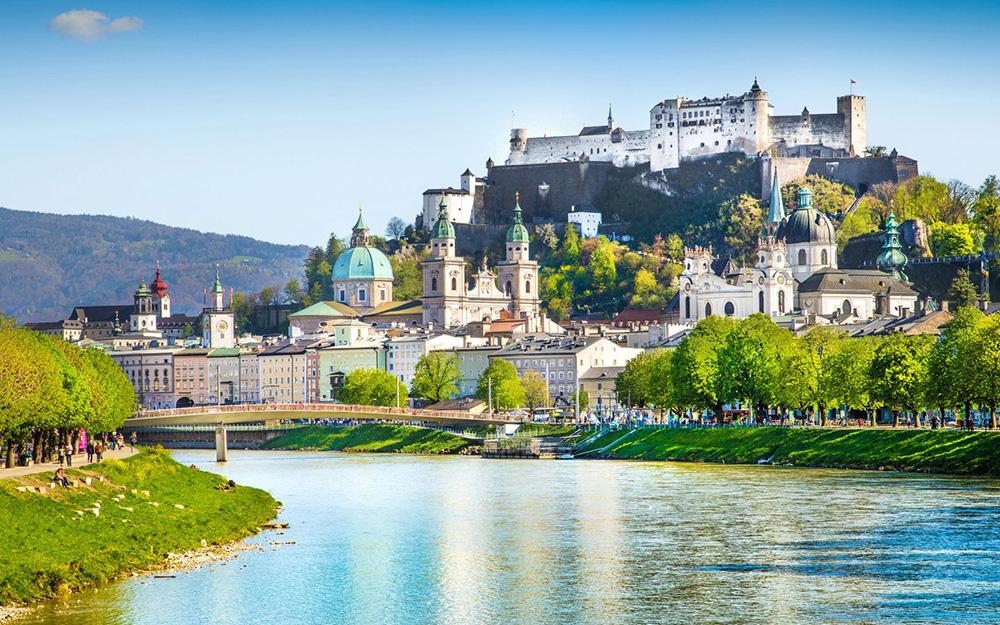 Salzburg – grad šaljivih fontana, muzike i kulture