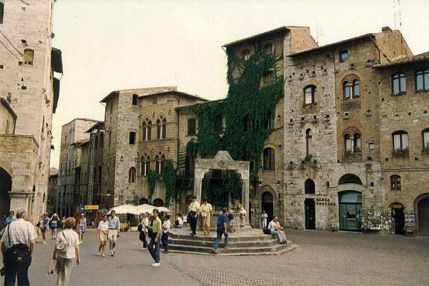 San Gimignano – pružite sebi Toskanu!