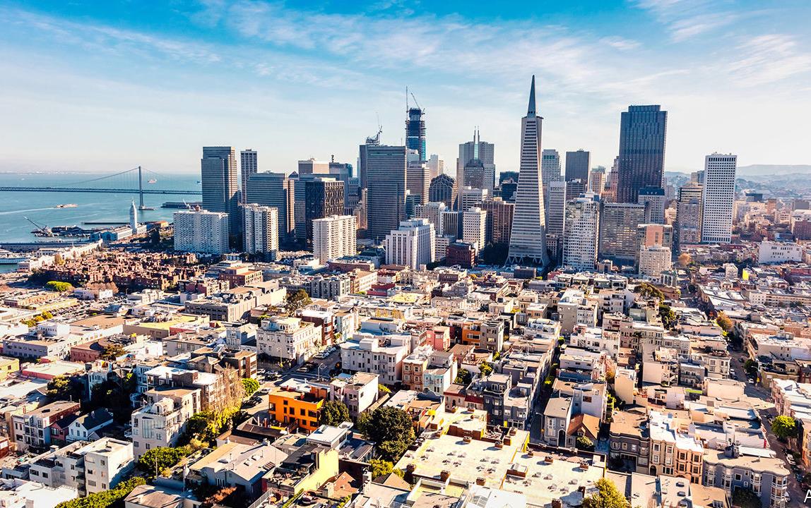Swiss - Jeftine avio karte za Severnu Ameriku San Francisko