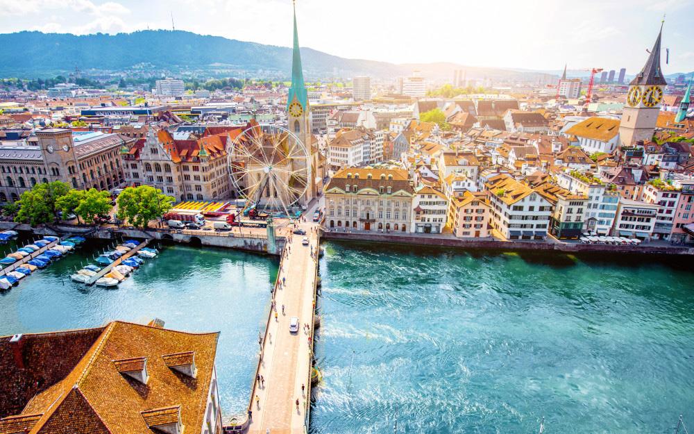 Swiss - Specijalne cene za Evropu avgust 2019