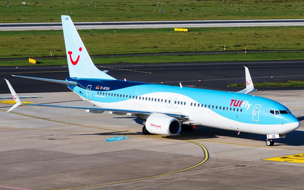 TUIfly - Linija Podgorica Lille od 20. maja