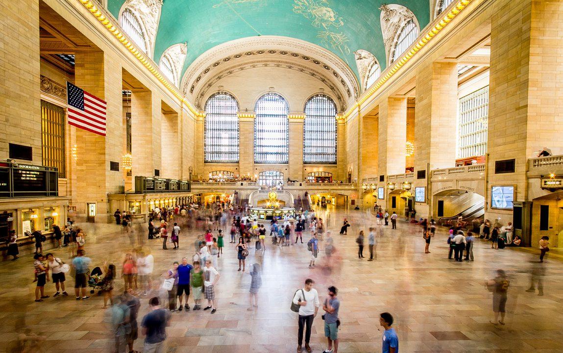 Top 10 mesta kada se nađete u Americi Njujork Central Station