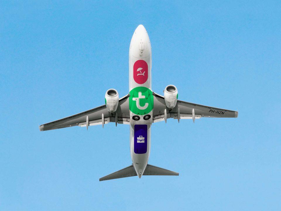 Transavia Amsterdam Low Cost Avio Kompanija