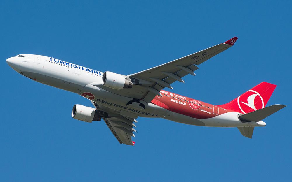 Turkish Airlines - Airbus A330 na letovima iz Beograda tokom Final Four