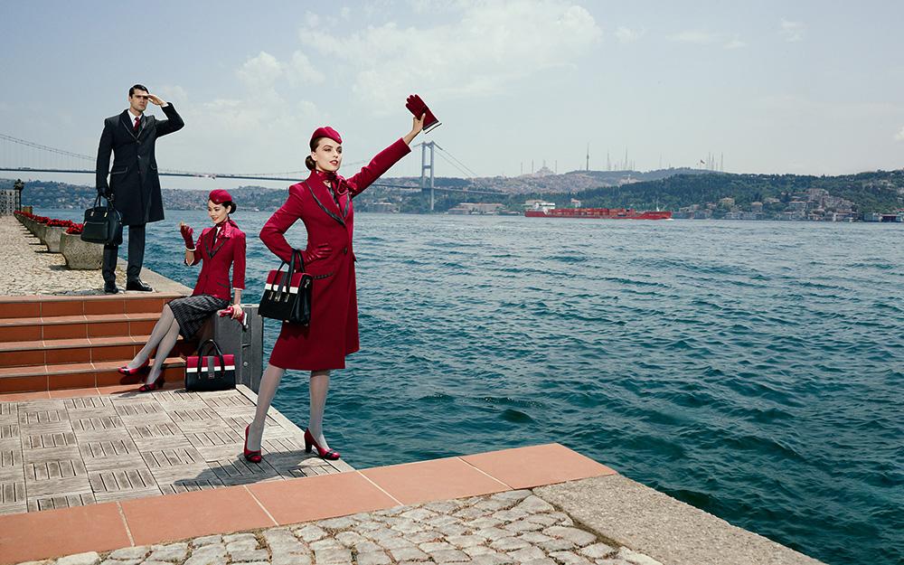 Turkish Airlines predstavio nove uniforme za kabinsko osoblje (1)