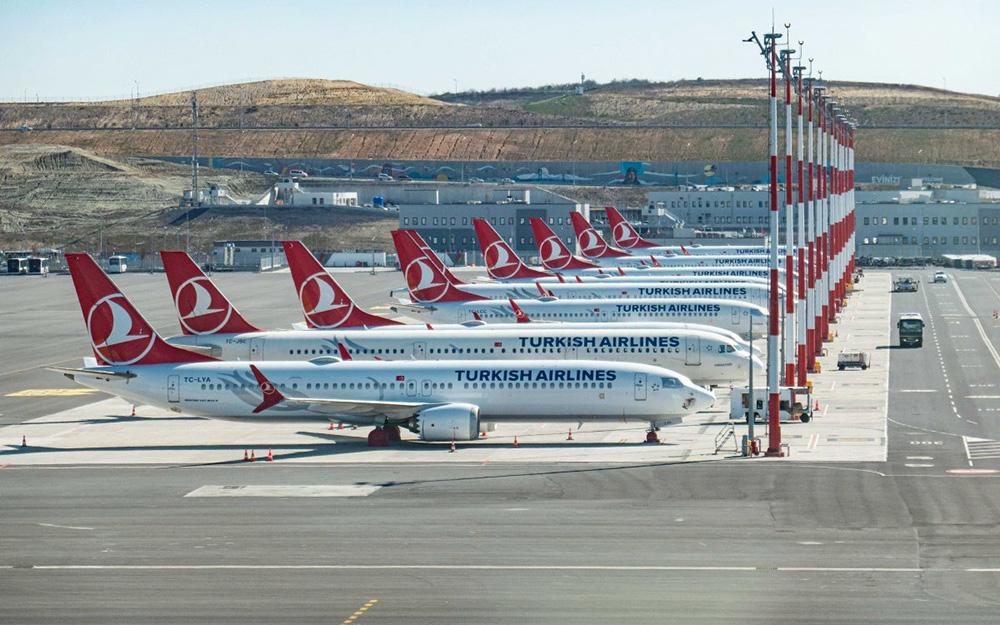 Turkish Airlines privremeno obustavio sve letove