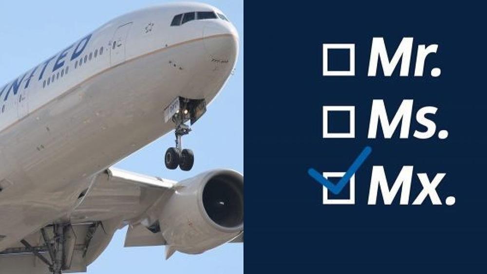United Airlines omogućio kupovinu avio karata za putnike neodređenog pola 2