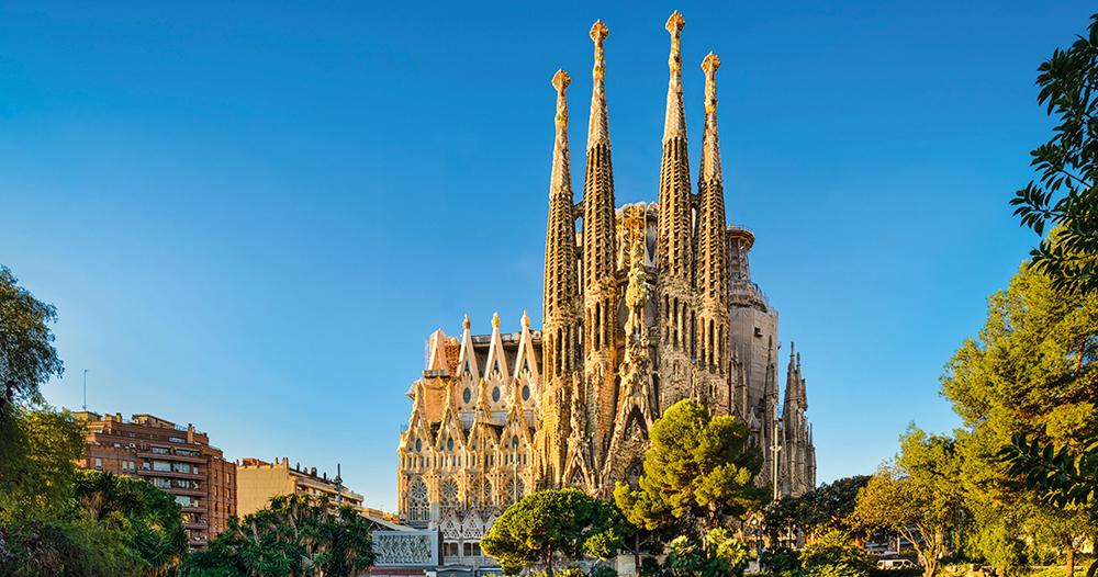 Uvek atraktivna Barselona Gaudi